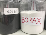 Borax in rock tumbling