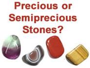 precious vs semiprecious