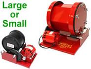 Choosing a rotary tumbler