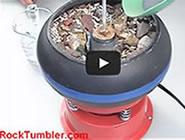 UV-10 Vibratory Tumbler