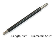 Lortone 33B Idler Shaft
