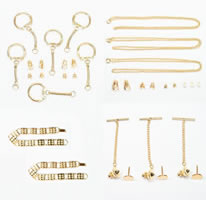 Deluxe jewelry parts