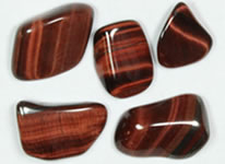 Red Tiger's-Eye