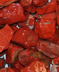 Red Jasper Rough