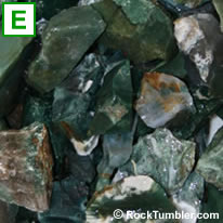Green Jasper Rough