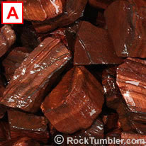 Red Tiger eye Rough