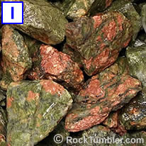 Unakite Rough