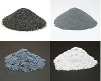 Rock tumbler grit kit