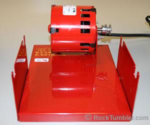 A-R1 rock tumbler base