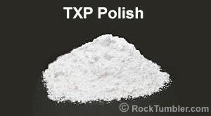 TXP aluminum oxide polish