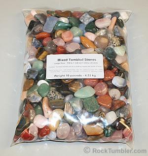 Single variety stones