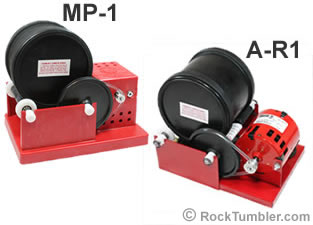 Comparing the MP-1 and A-R1 tumblers