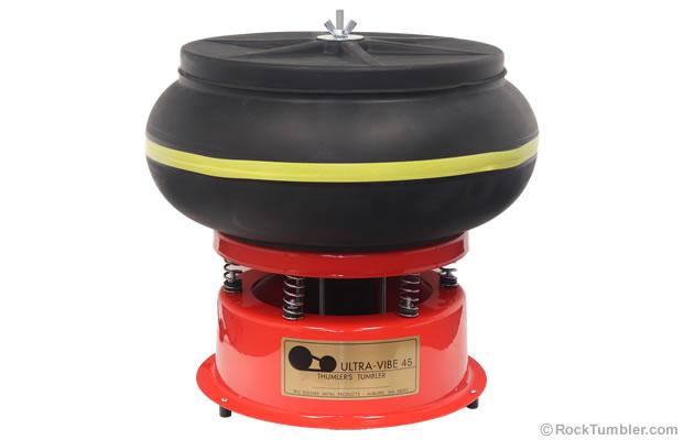 UV-45 rock tumbler parts