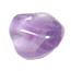Lilac amethyst gemstones