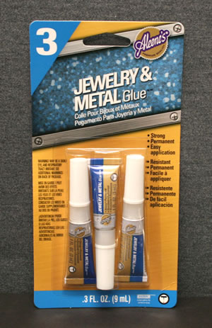 Jewelry glue and epoxy for gemstones and metal for What metal is best for jewelry