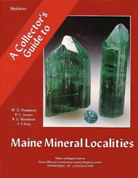 Maine Mineral Localities