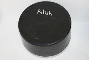 Extra barrel for polish