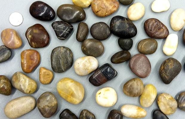 Beautiful River Stones