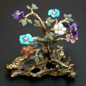 Swoboda gemstone tree