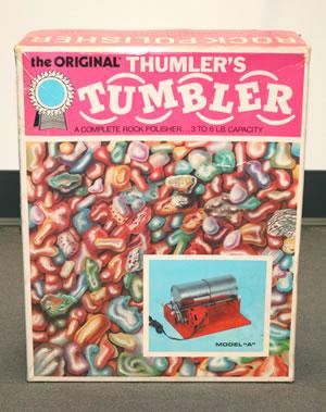 Vintage Thumler's tumbler