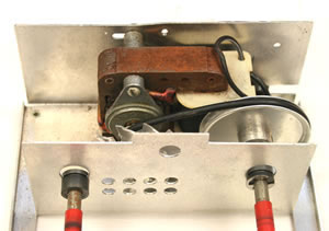 Inside a skilcraft tumbler