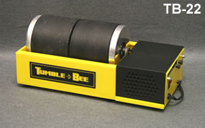 Tumble-Bee Rock Tumbler