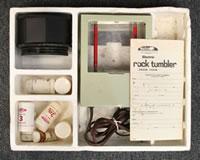 used rock tumbler kit