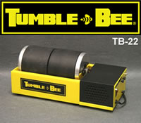 Tumble-Bee Rock Tumbler