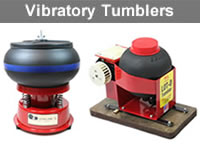 vibratory rock tumblers
