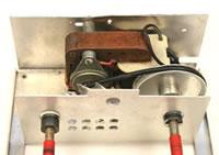 vintage rock tumbler parts