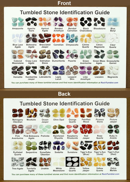 Tumbled Stone Gifts - Everybody loves tumbled stones :-)