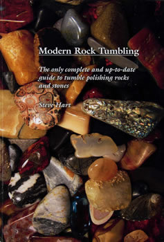 Rock tumbling book