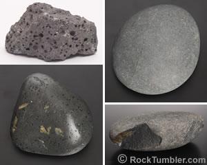 Below tumbling grade basalt