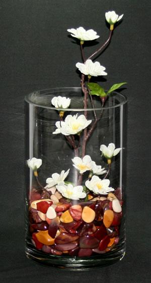 RockTumbler.com & Vase Filler Gems | Colorful Arrangement Ideas