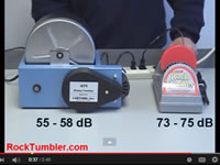 Tumbler noise comparison