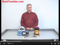 Difference between rotary and vibratory tumblers